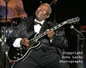 11/24/07  B. B. King and his band played Miller Auditorium Saturday evening.