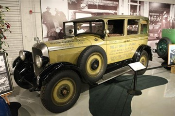 21June2014  The Studebaker Museum in South Bend, Indiana