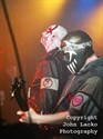 21February2004  Mushroomhead  performs at Club Soda.